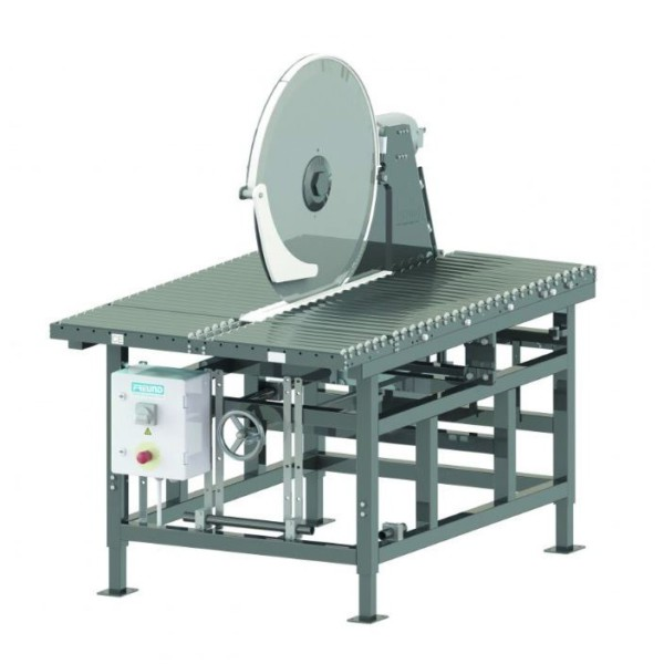 Пила дисковая со столом ZKM 75 – 08 FTR